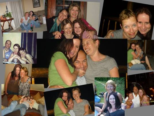 A few pics of Mish and me in past adventures shared since we met back in 2005/2006.