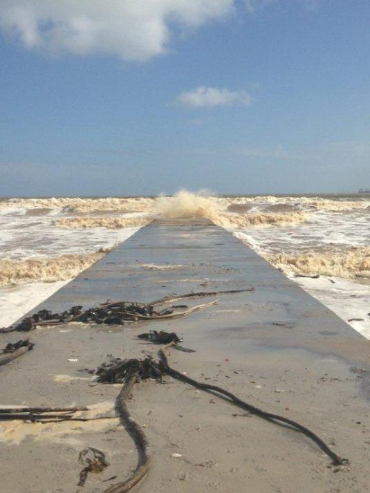 A Cape Storms aftermath.