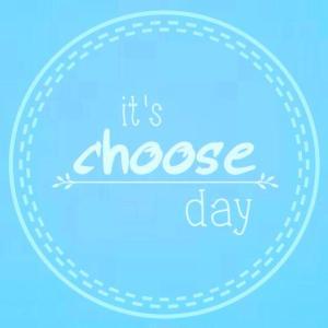 It's ChooseDay - Turquoise
