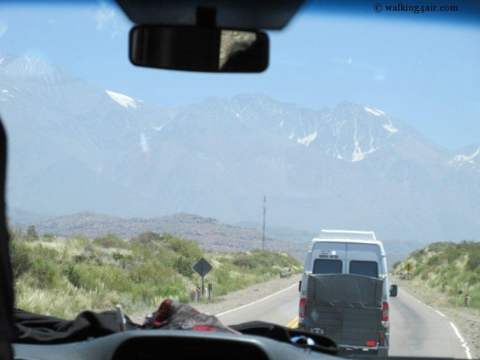 Driving to Penitentes, the views were jaw-dropping even if my photos don't capture the true beauty of what I was seeing.
